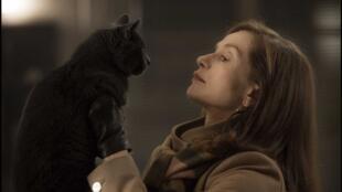 Isabelle Huppert, dans «Elle», de Paul Verhoeven.