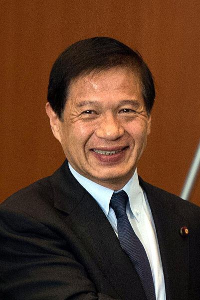 Vice -ministro japonês dos Negócios Estrangeiros, Norio Mitsuya