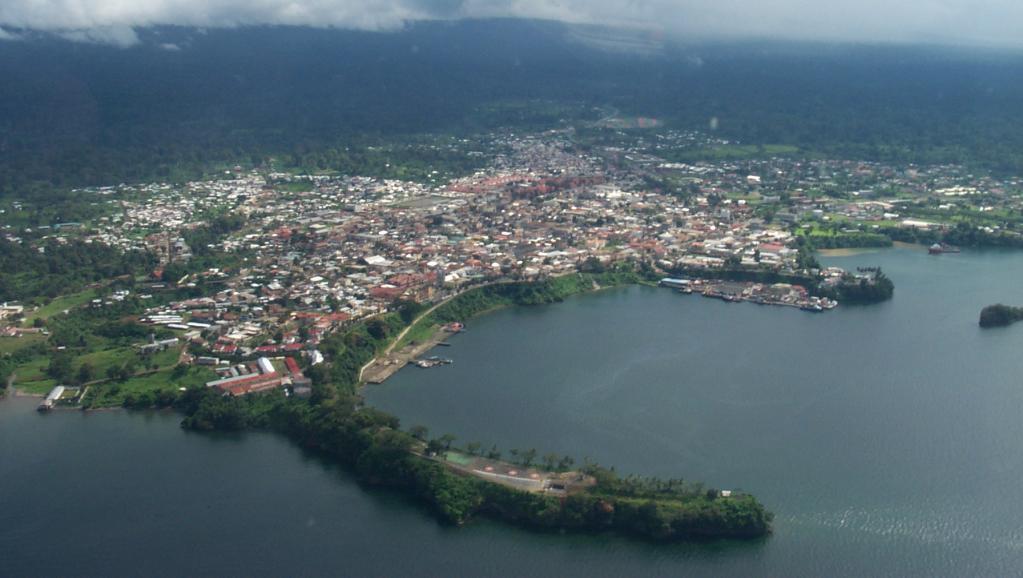 Malabo, mji mkuu wa Equatorial Guinea