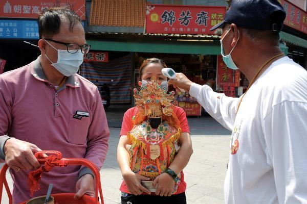 A Taïwan, le gouvernement a très rapidement pris des mesures pour endiguer l'épidémie de coronavirus, avant son apparition sur le territoire.