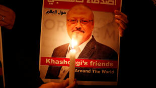 جمال خاشقچی، روزنامهنگار منتقد حکومت عربستان سعودی.