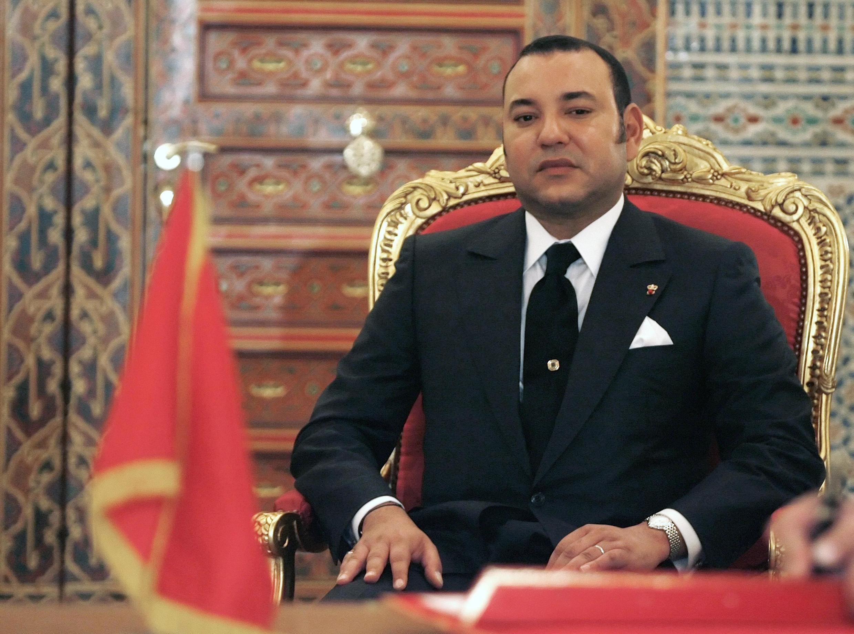 O rei de Marrocos Mohammed VI foi operado ao coração na clínica do palácio de Rabat.