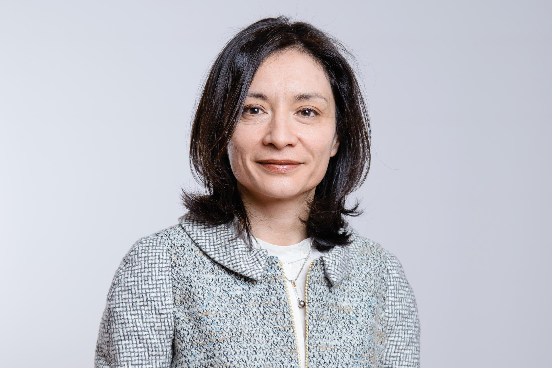 Delphine Gény-Stephann nommée secrétaire d'État auprès du ministre de l'Économie et des Finances, le 24 novembre 2017.