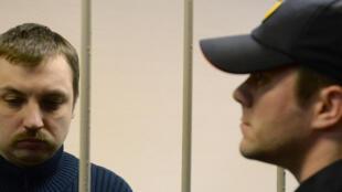 Mikhail Kosenko est considéré comme un prisonnier d'opinion par Amnesty International.