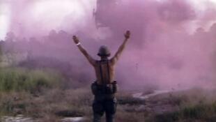 La guerre du Vietnam telle que l'ont filmée les cameramen de l'armée américaine. Un matériau revisité par Daniel Costelle et Isabelle Clarke pour leur première série documentaire «Vietnam, images inconnues ».