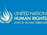圖為聯合國人權委員會標識
