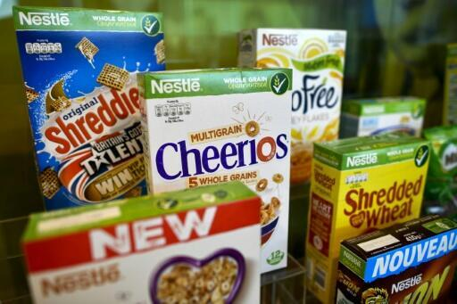 Nestle is using money from the sale of various brands to pay for two major share buyback programes