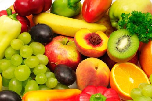 蔬菜水果表面殘留的殺蟲劑混合物