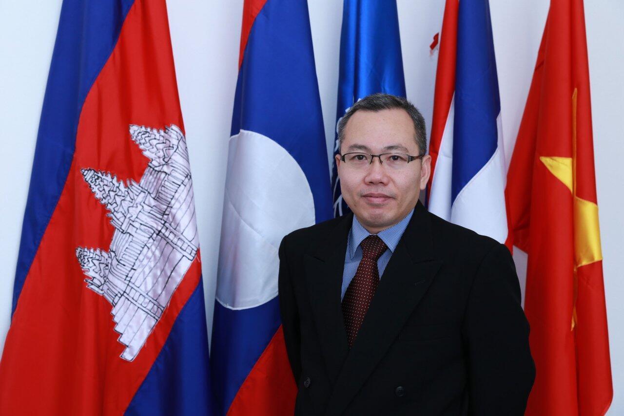 Dr An Pich Hatda - MRC