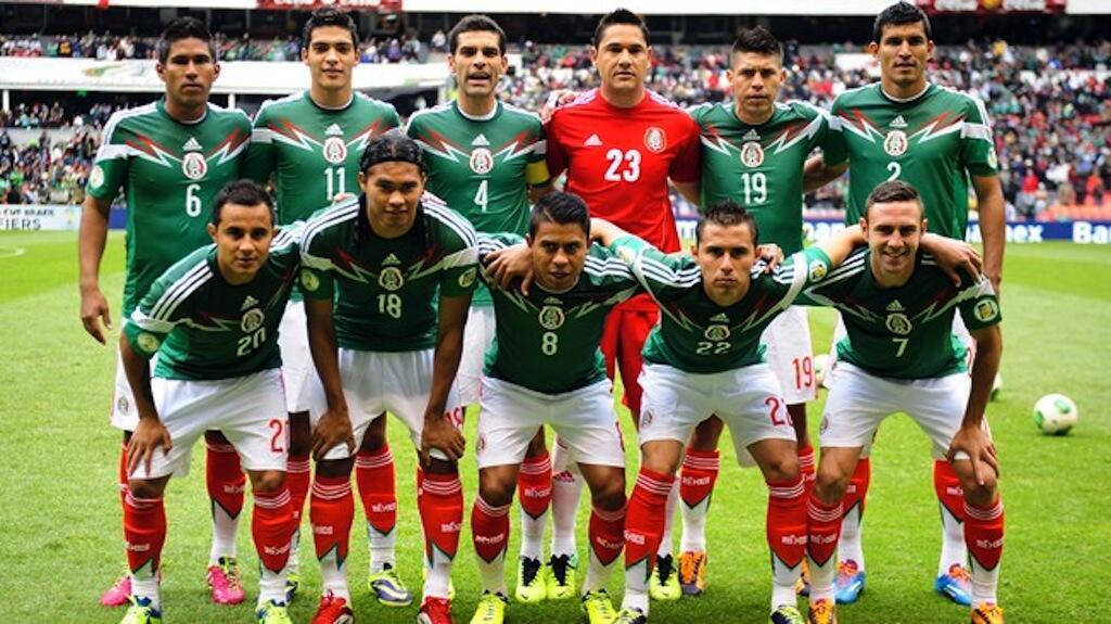 Timu ya Taifa ya Mexico