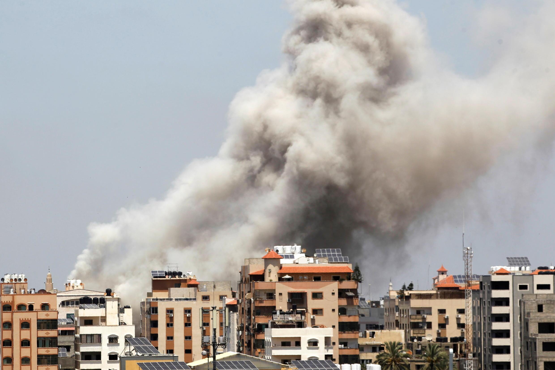 Перемирие вступило в силу между Израилем и группировками сектора Газа после 11 дней военного конфликта