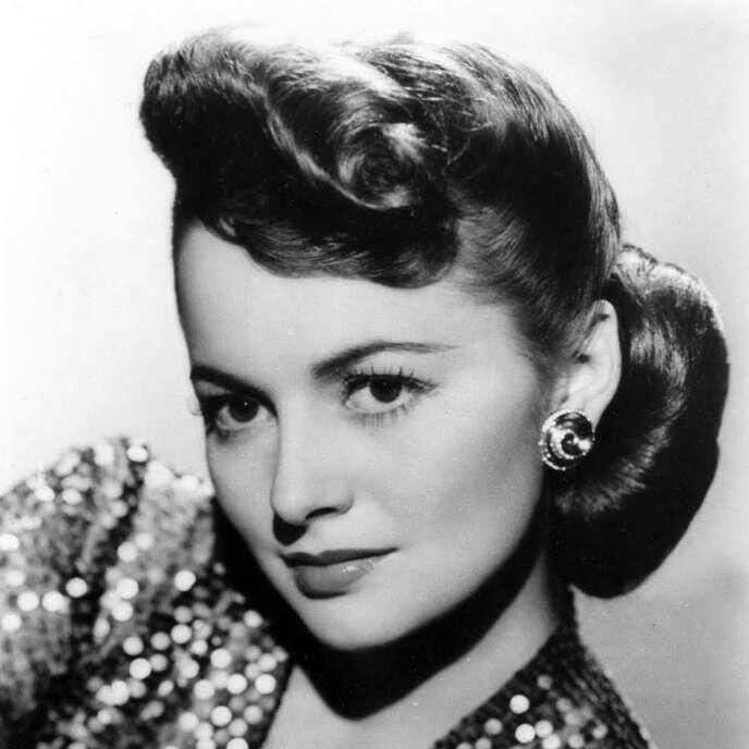 Olivia de Havilland en 1945