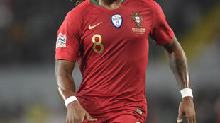 Renato Sanches, internacional português do Lille.