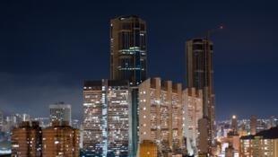 Torres_gemelas,de_Parque_Central_Caracas._son_las_torres_mas_altas_de_América_del_Sur.