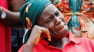 Daya daga cikin Iyayen 'yan matan Chibok da aka sace