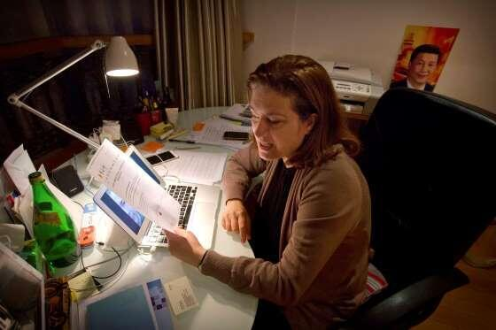 French Media denounce expulsion of French journalist, Ursula Gauthier, from China