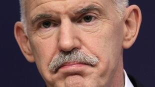 Crucial day for Prime Minister George Papandreou