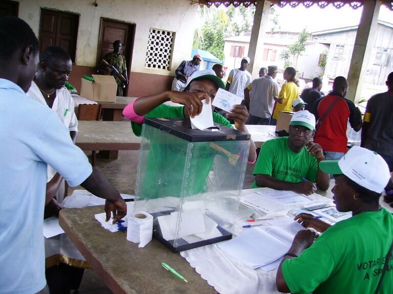 São Tomé. Imagem de arquivo.