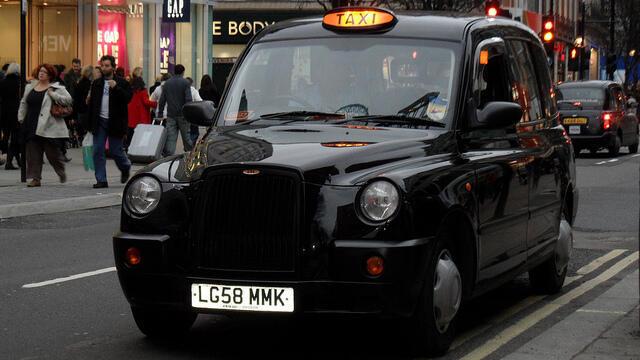 Les chauffeurs de taxi londoniens, considérés comme les plus sympathiques et les plus avisés.