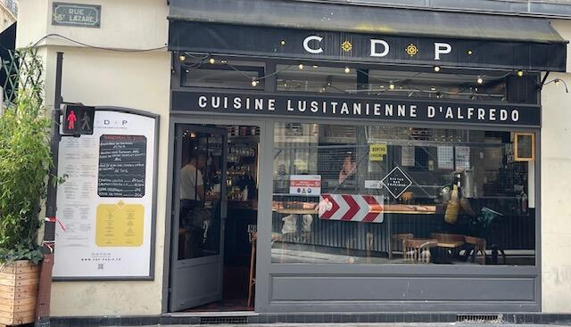 Restaurante Cuisinne Lusitanienne