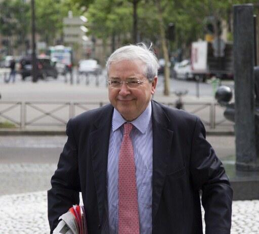 Jean-Paul Huchon of the Ile de France regional council