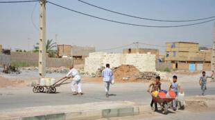 بیآبی در خوزستان