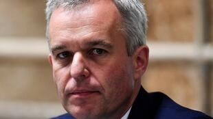 François de Rugy, former environment minister, now facing accusations that he misused public money.