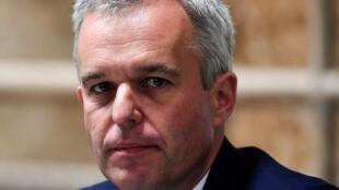 François de Rugy, Ministro francês do Ambiente demitiu-se neste 16 de Julho de 2019.