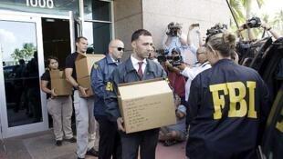 En la jornada del miércoles se produjo el allanamiento de la sede  de la Concacaf en Miami.