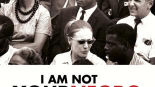 Affiche du film « Je ne suis pas votre Nègre »