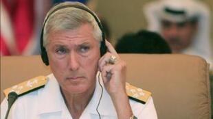Đô đốc  Samuel Locklear, Tư lệnh Lực lượng Mỹ tại vùng Thái Bình Dương