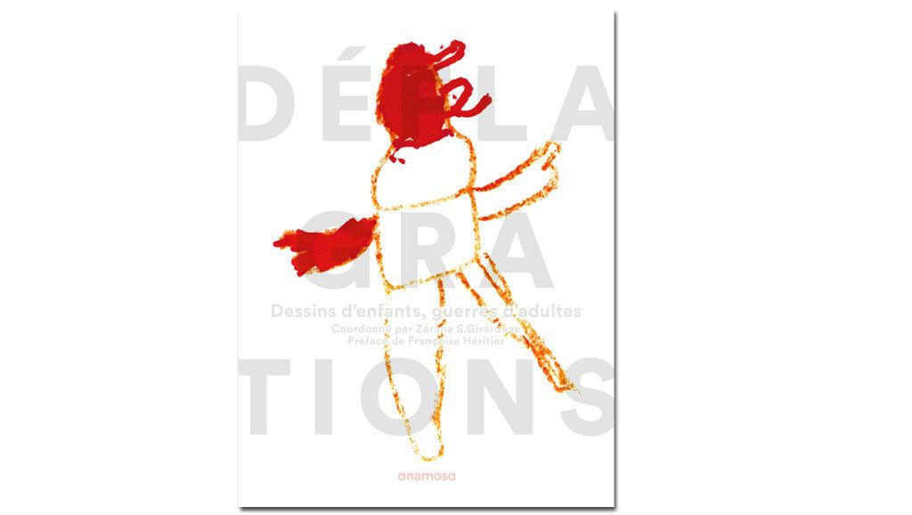 Rwanda, 1994. Fils, 10 ans. C Serge Baqué, Dessins d'enfants, guerres d'adultes. Jours après nuit, Paris, Hommes et perspectives, 2000.