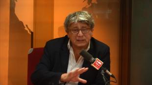 Éric Coquerel sur RFI, le 1er octobre 2018.