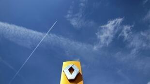 A montadora Renault foi atingida pela onda de ciberataques.