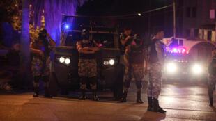 以色列驻约旦大使馆枪击案1死1伤。2017-07-23