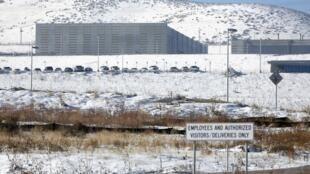 تأسیسات جمعآوری اطلاعات توسط آژانس امنیت ملی آمریکا در شرق این کشور