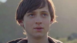 Atli Oskar, lead actor in Icelandic prize-winning film Sparrows by Runar Runarsson