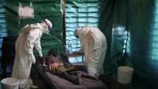 A Guiné - Conacry registou já dezenas de mortes devido ao vírus Ébola