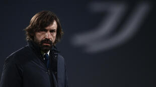 Andrea Pirlo's Juventus are battling for a Champions League berth.