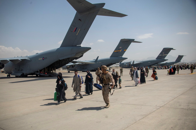 Afegãos Cabul