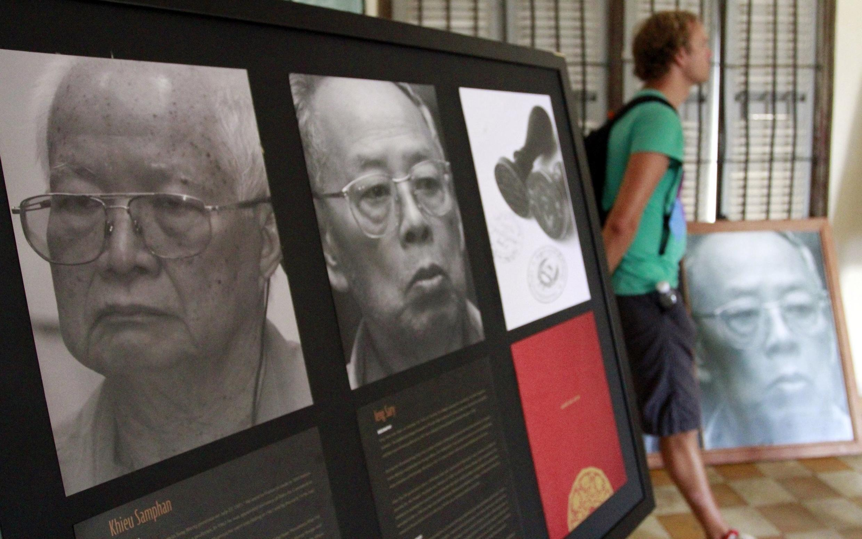 O processo contra os quatro ex-dirigentes do regime Khmer Vermelho começou nesta segunda-feira em Phnom Penh.