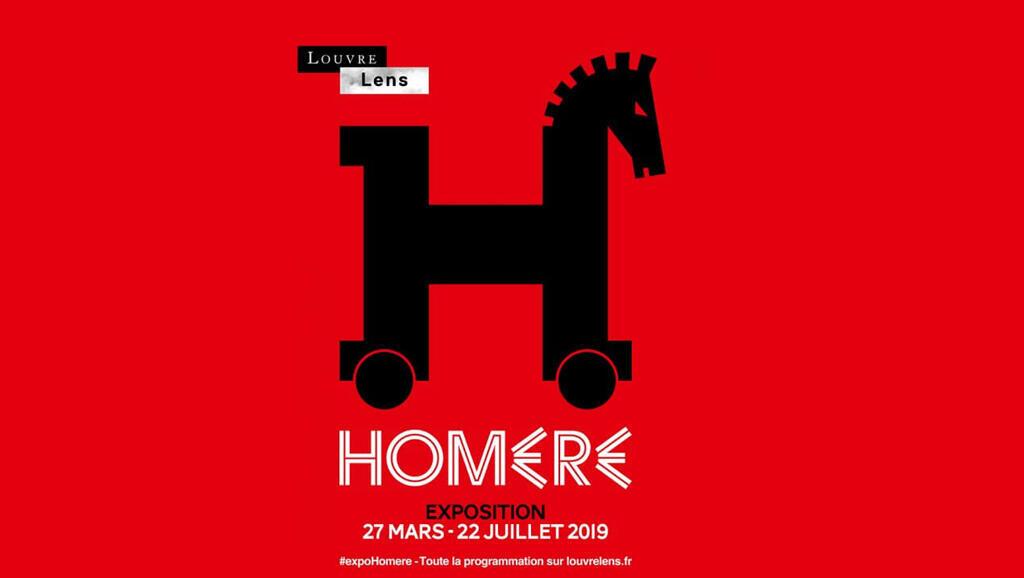 L'exposition Homère est à voir au musée du Louvre-Lens jusqu'au 22 juillet 2019.