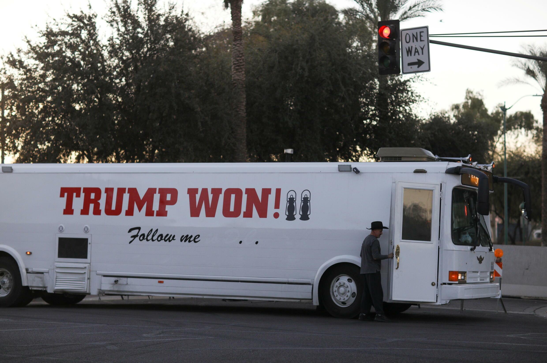Trump Won Fan