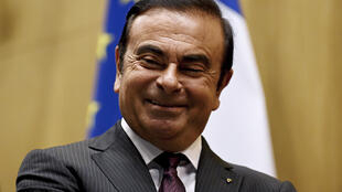 Renault-Nissan Chairman and CEO Carlos Ghosn