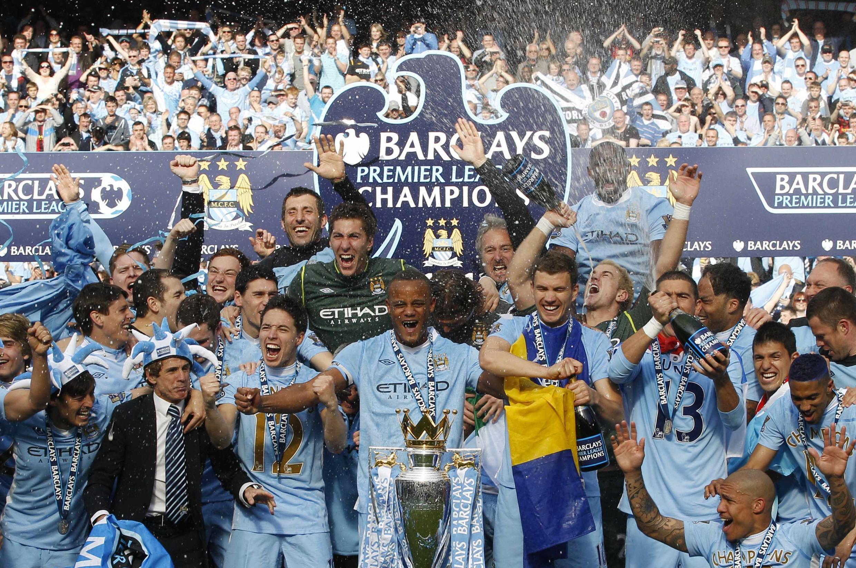 Manchester City, Washindi wa Kombe la Ligi kuu Uingereza