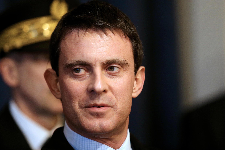 France's new prime minister, Manuel Valls