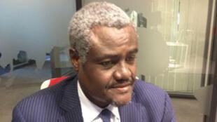 Moussa Faki Mahamat.