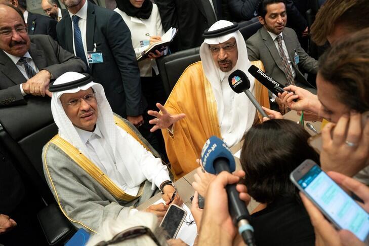 ملک سلمان پسرش را به مقام  وزیر انرژِی عربستان  منصوب کردا