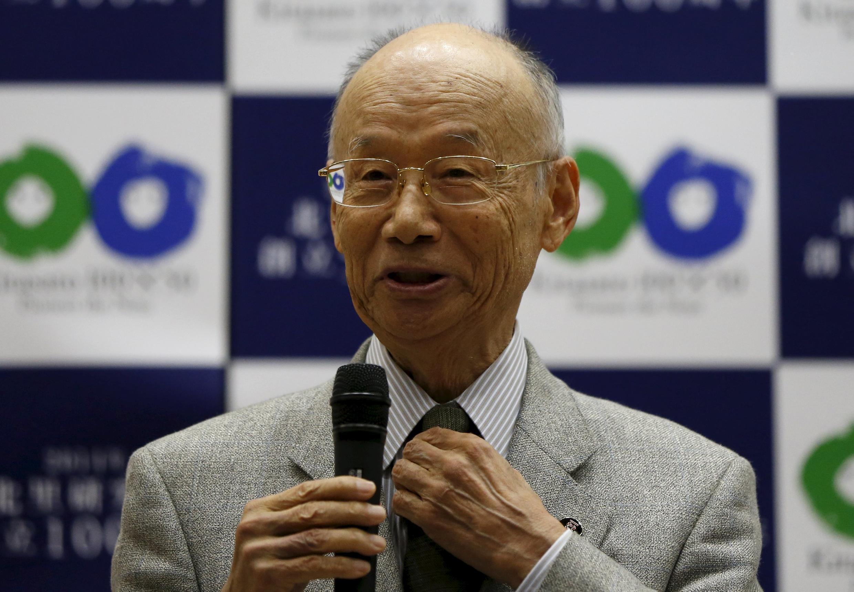 O o japonês Satoshi Ōmura