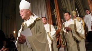 O cardeal Theodore E. McCarrick, arcebispo aposentado de Washington, foi expulso da Igreja Católica no dia 16 de fevereiro de 2019.